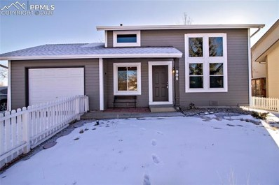 905 Greenbrier Drive, Colorado Springs, CO 80916 - #: 1930030