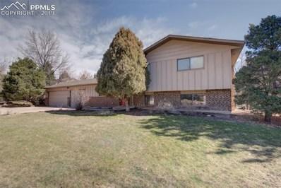 7305 Delmonico Drive, Colorado Springs, CO 80919 - #: 1997693