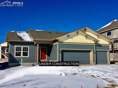 5882 Thurber Drive, Colorado Springs, CO 80924 - #: 2015523
