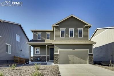 7045 Boreal Drive, Colorado Springs, CO 80915 - #: 2228275