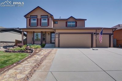 6405 Tenderfoot Drive, Colorado Springs, CO 80923 - #: 2255815