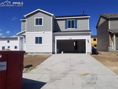 7236 Boreal Drive, Colorado Springs, CO 80915 - #: 2276914