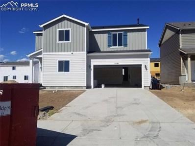 7236 Boreal Drive, Colorado Springs, CO 80915 - #: 2276914