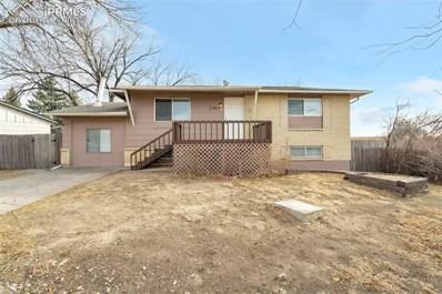 3903 Browning Avenue, Colorado Springs, CO 80910 - #: 2498205