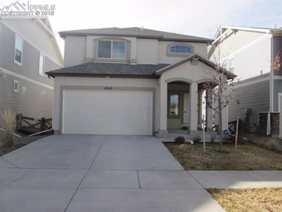8245 Cypress Wood Drive, Colorado Springs, CO 80927 - #: 2552792
