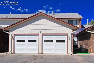 524 Lakewood Circle, Colorado Springs, CO 80910 - #: 2617108