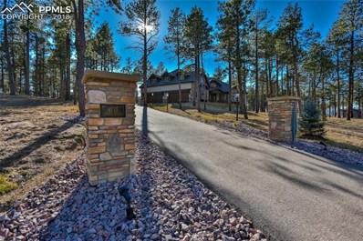 4735 Saxton Hollow Road, Colorado Springs, CO 80908 - #: 2623057
