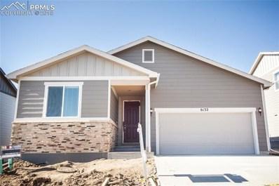 6132 Anders Ridge Lane, Colorado Springs, CO 80927 - #: 2716446