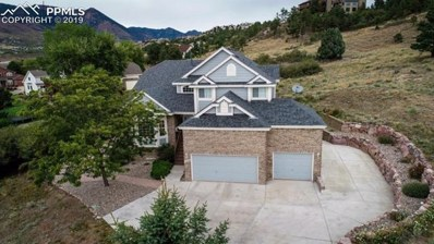 1668 Smoke Ridge Drive, Colorado Springs, CO 80919 - #: 2755503