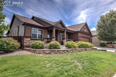 6389 Butch Cassidy Boulevard, Colorado Springs, CO 80923 - #: 2817425