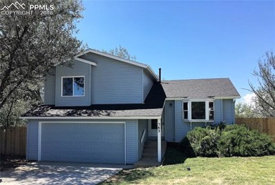 563 Blossom Field Road, Fountain, CO 80817 - #: 2943938