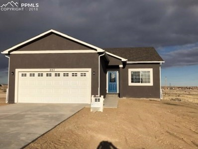 887 E Cholla Drive, Pueblo West, CO 81007 - #: 3040438