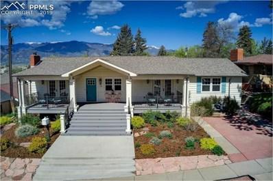 14 N Foote Avenue, Colorado Springs, CO 80909 - #: 3061433