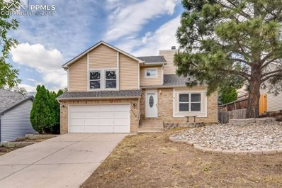 3540 Whimbrel Lane, Colorado Springs, CO 80906 - #: 3062584