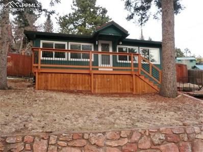 10770 Olathe Street, Green Mountain Falls, CO 80819 - #: 3122474