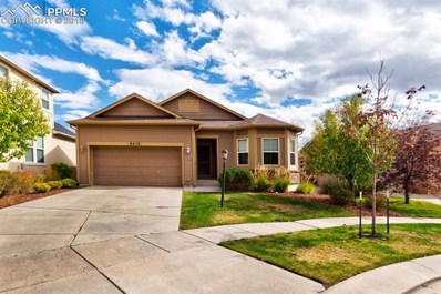 5015 Farris Creek Court, Colorado Springs, CO 80924 - #: 3262830