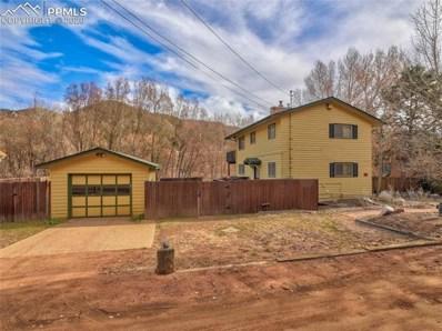 10656 El Paso Trail, Green Mountain Falls, CO 80809 - #: 3347244