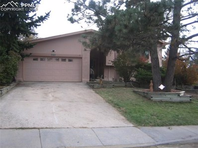 3345 Bell Mountain Drive, Colorado Springs, CO 80918 - #: 3552937