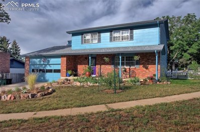1422 Auburn Drive, Colorado Springs, CO 80909 - #: 3564042