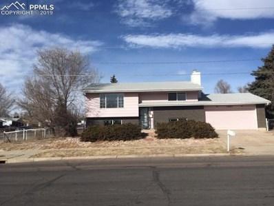 3602 Michigan Avenue, Colorado Springs, CO 80910 - #: 3668333