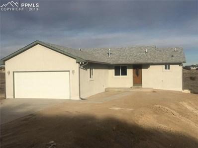 316 S Hidalgo Drive, Pueblo West, CO 81007 - #: 3724417