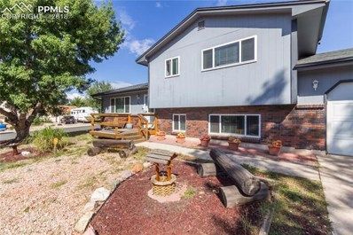 5402 La Porte Drive, Colorado Springs, CO 80918 - #: 3779649