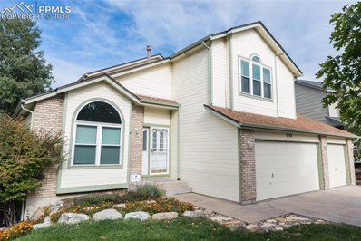 6140 Rangeland Place, Colorado Springs, CO 80918 - #: 3916488