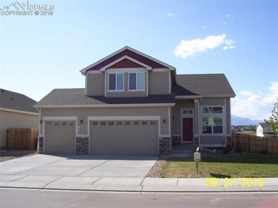 7404 Peachleaf Drive, Colorado Springs, CO 80925 - #: 3954687