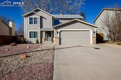 240 Lanfare Place, Colorado Springs, CO 80911 - #: 4031580