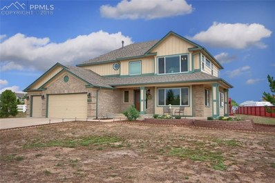 8333 Tibbs Road, Peyton, CO 80831 - #: 4088662