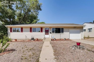 1506 N Chelton Road, Colorado Springs, CO 80909 - #: 4258482
