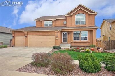 6333 Confederate Ridge Drive, Colorado Springs, CO 80923 - #: 4283397