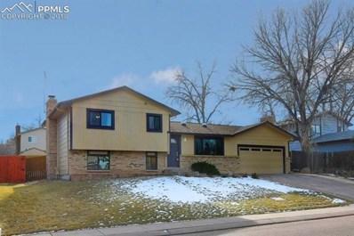 1271 Amstel Drive, Colorado Springs, CO 80907 - #: 4319324