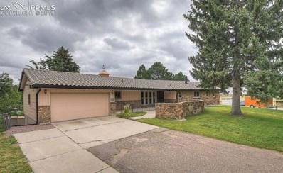 2732 Northcrest Drive, Colorado Springs, CO 80918 - #: 4846556
