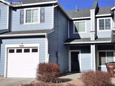 855 Red Thistle View, Colorado Springs, CO 80916 - #: 5192190
