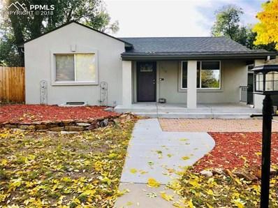 124 N Sheridan Avenue, Colorado Springs, CO 80909 - #: 5234425