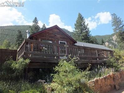 10985 Cottage Street, Green Mountain Falls, CO 80819 - #: 5253744