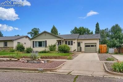 1726 W Boulder Street, Colorado Springs, CO 80904 - #: 5302960
