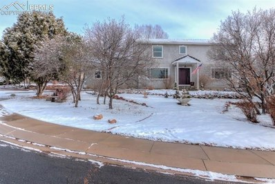 6125 Spurwood Drive, Colorado Springs, CO 80918 - #: 5451279