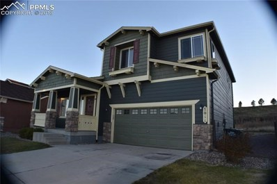 7011 Silverwind Circle, Colorado Springs, CO 80923 - #: 5465960