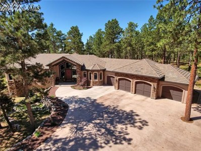 4365 Hidden Rock Road, Colorado Springs, CO 80908 - #: 5485800