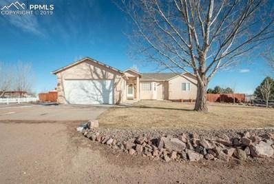 864 S Glenvista Drive, Pueblo West, CO 81007 - #: 5503623