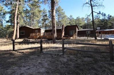 15645 Fools Gold Lane, Colorado Springs, CO 80921 - #: 5530596