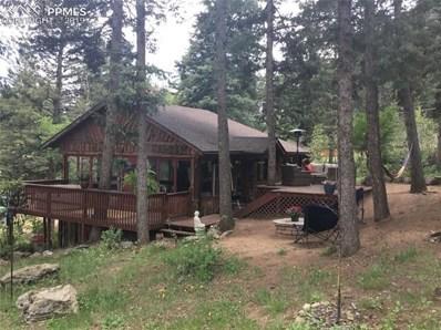 6980 Mountain Avenue, Green Mountain Falls, CO 80819 - #: 5534264
