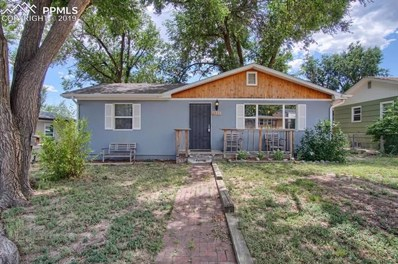 1537 Fountain Street, Colorado Springs, CO 80910 - #: 5578362