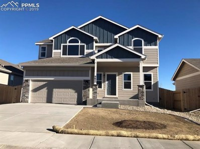 9825 Wando Drive, Colorado Springs, CO 80925 - #: 5898853