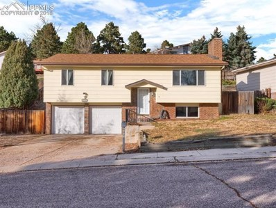 3220 Cortina Drive, Colorado Springs, CO 80918 - #: 5974564