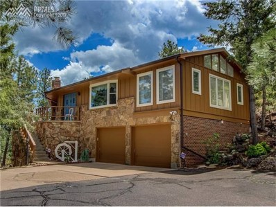 6026 S Pike Drive, Larkspur, CO 80118 - #: 6007505