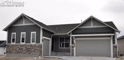 5575 Tonbridge Place, Colorado Springs, CO 80924 - #: 6011607