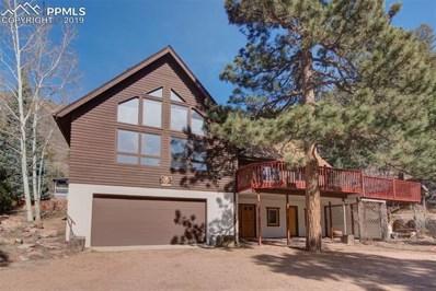 5365 Rampart Terrace Road, Cascade, CO 80809 - #: 6245217